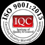 Iso Certificate link