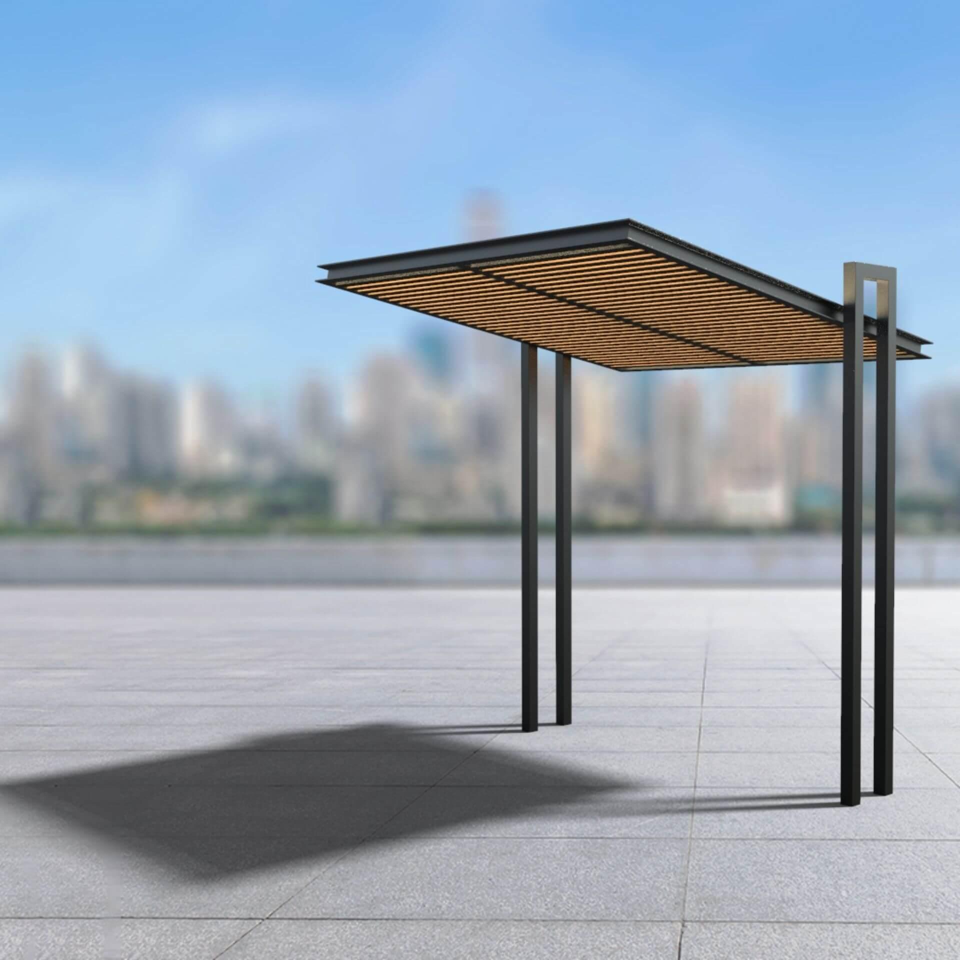 מערכת הצללה דגם אורי